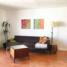 Rental info for 256 S Lafayette Park Pl in the Los Angeles area