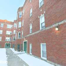 Rental info for 4707 Troy #1N in the Chicago area