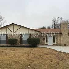 Rental info for 2512 Whitson Way Mesquite TX 75150 in the Dallas area