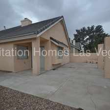 Rental info for Don't miss out on this spacious, comfortable house! in the Henderson area
