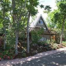 Rental info for Beautiful Home With Views To Openspace in the Boulder area
