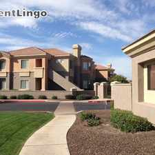 Rental info for 1941 S. Pierpont Dr. #2073 in the Mesa area