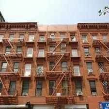 Rental info for 42 Avenue B in the New York area