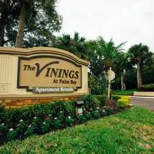 Rental info for Vinings at Palm Bay