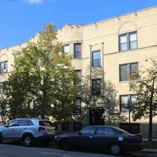 Rental info for 1940 North Ravenswood Avenue #2I in the Chicago area