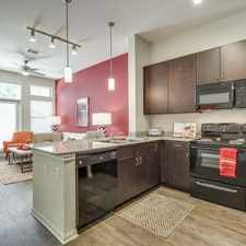 Rental info for 6922 Katy Road in the Houston area