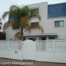 Rental info for 4255 Gresham Street in the Pacific Beach area