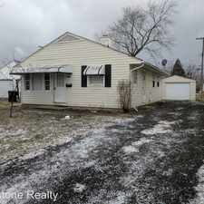 Rental info for 141 Woodbury St in the Elyria area