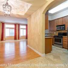 Rental info for 4612 Vista Del Monte Ave #3 in the Los Angeles area