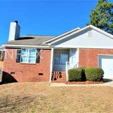 Rental info for Lovely brick home in established neighborhood in West Columbia!