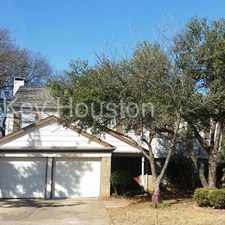 Rental info for 3900 Brookgate Court Arlington TX 76016 in the Fort Worth area