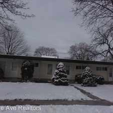 Rental info for 5739 N 68th Street in the Silver Spring area