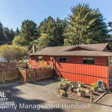 Rental info for 5064 Walnut Drive