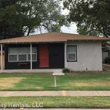 Rental info for 2111 30th Street in the Lubbock area