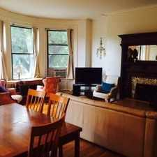 Rental info for Beacon Street in the Boston area