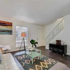 Rental info for Old Manor Rd & E 51st St in the Austin area