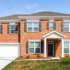 Rental info for 4102 Cemkey Way in the Charlotte area