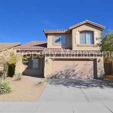 Rental info for 4 Bed / 2.5 Bath in Anthem!