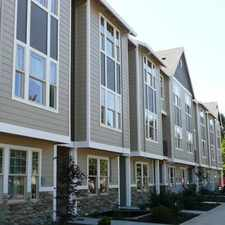 Rental info for Large Luxury Townhome with no application fee! in the Gresham area
