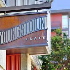 Rental info for Youngstown Flats
