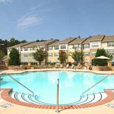 Rental info for The Parc at Flowing Wells in the Martinez area