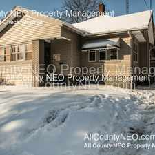 Rental info for 218 Noble Ave