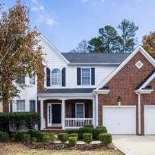 Rental info for 3322 Arklow Road in the Charlotte area