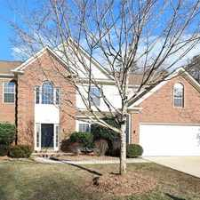 Rental info for 6103 Swanston Drive in the Charlotte area