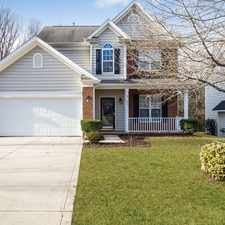 Rental info for 3821 Sipes Lane in the Charlotte area
