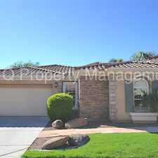 Rental info for 3 Bedroom / 3 Bathroom Built-In BBQ, Den In Chandler A MUST SEE