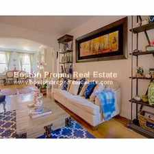 Rental info for 100 Revere St in the Boston area