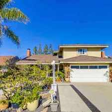 Rental info for 6853 Tiki Drive Cypress Four BR, You'll love this large home on