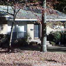 Rental info for 5003 Lakecrest Drive in the Eastway area