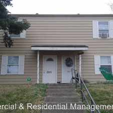 Rental info for 2221 Askew Avenue in the Kansas City area