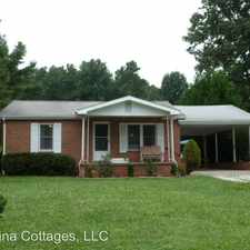 Rental info for 2506 Haywood Road