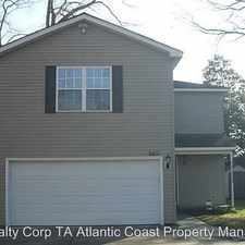Rental info for 5831 Bartee St. in the Virginia Beach area