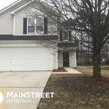 Rental info for Available Now! in the Huntersville area