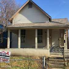 Rental info for 1401 Linden St in the Indianapolis area