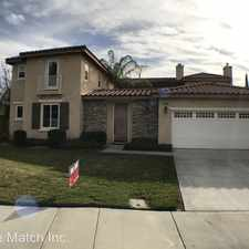 Rental info for 35018 Via Laguna in the French Valley area
