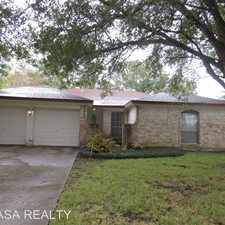 Rental info for 835 RESEDA DR in the Houston area