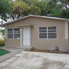 Rental info for 5545 NW 3rd Avenue - Unit 1 in the Little Haiti area
