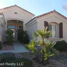 Rental info for 2973 Formia Dr in the Sun City Anthem area