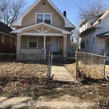 Rental info for 3538 College Ave in the Oak Park Northwest area