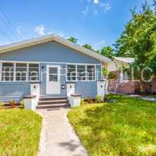 Rental info for 213 W. Wilder Ave. in the Tampa area