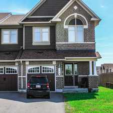Rental info for 199 Silvermoon Crescent