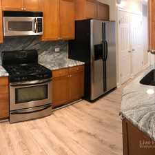Rental info for Chicago, IL 60657, US in the Chicago area
