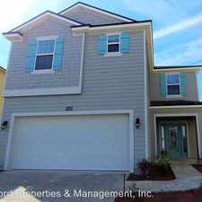 Rental info for 8148 Cape Fox Drive in the Jacksonville area