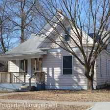 Rental info for 1445 N. Texas Avenue in the Springfield area