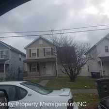 Rental info for 2244 KENT ST in the Toledo area