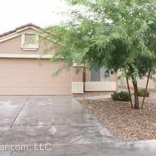 Rental info for 21820 W Mohave St